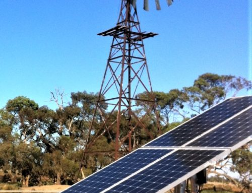 Rebate for NSW farmers for solar pumps